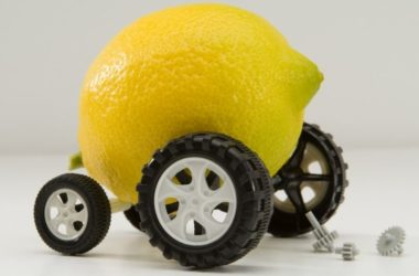 lemon car concept