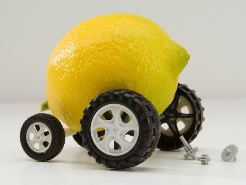 lemon car concept